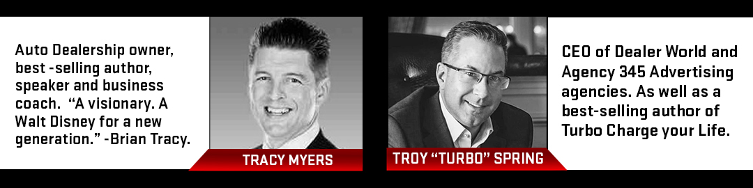 Tracy Myers & Troy Spring, Founders/Moderators